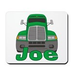 Trucker Joe Mousepad