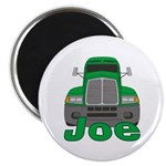 Trucker Joe Magnet