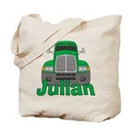 Trucker Julian Tote Bag