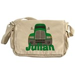 Trucker Julian Messenger Bag