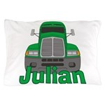Trucker Julian Pillow Case