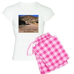 Calico Ghost Town Women's Light Pajamas