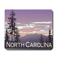 North Carolina Mountains Mousepad