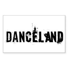 Danceland Decal