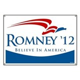 Romney 2012 Banner
