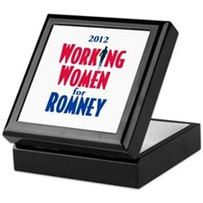 Romney WOMEN Keepsake Box