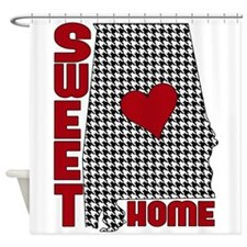 Sweet Home Bama Shower Curtain