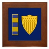 Coast Guard CWO2<BR> Framed Tile 1