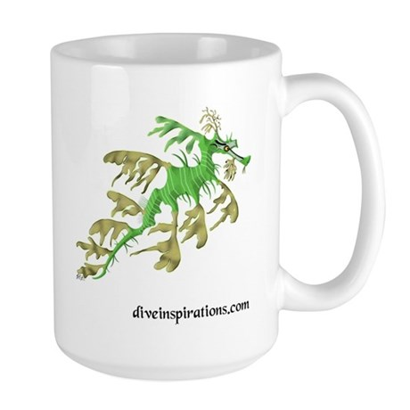 Sea Dragon Large Mug