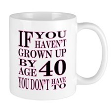 Age 40 Mug