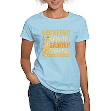 giraffewhite T-Shirt