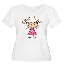 Swim Mom Gift T-Shirt