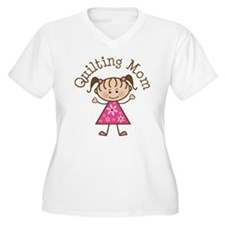 Quilting Mom Gift T-Shirt