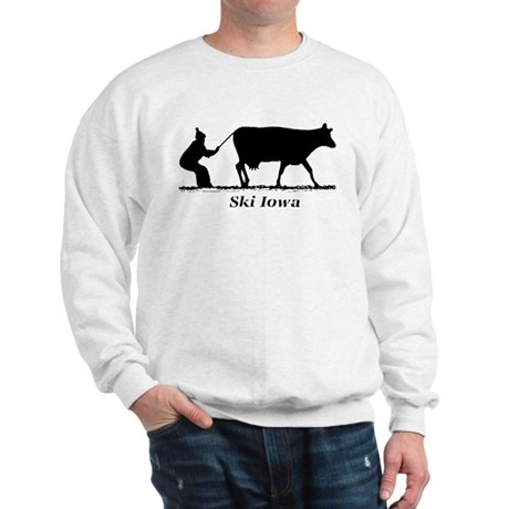 Ski Iowa Sweatshirt