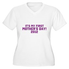 First Mothers Day T-Shirt