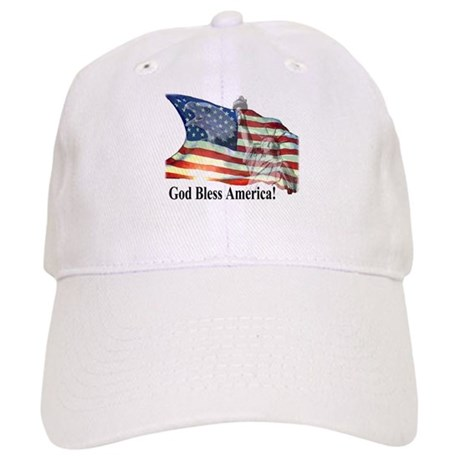God Bless America! Cap