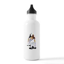 Wire Fox Terrier Water Bottle