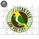 ICT,CYF White Bellied Caique Puzzle