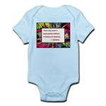 Genius and Madness Infant Bodysuit