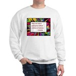 Genius and Madness Sweatshirt