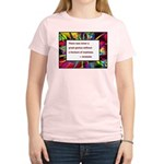 Genius and Madness Women's Light T-Shirt