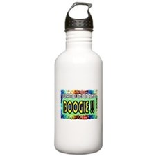 blame it on the boogie Water Bottle