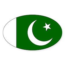 Pakistan Decal