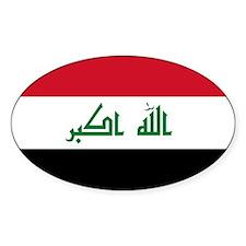 Iraq Decal