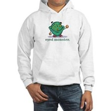 Green Eyed Monster Hoodie