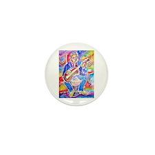 Music, Fun, Art! Mini Button (100 pack)