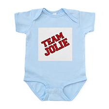 TEAM JOLIE Infant Creeper