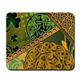 Irish Celtic Knotwork Mousepad