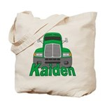 Trucker Kaiden Tote Bag