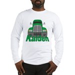 Trucker Kaiden Long Sleeve T-Shirt