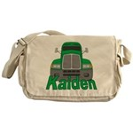 Trucker Kaiden Messenger Bag
