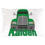 Trucker Kaiden Pillow Case