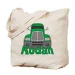 Trucker Kodah Tote Bag
