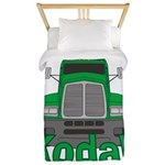 Trucker Kodah Twin Duvet