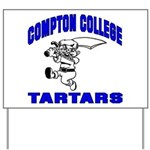 Compton College Yard Sign