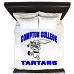 Compton College King Duvet