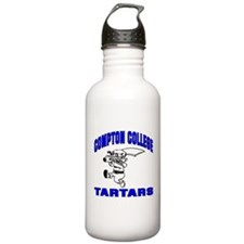 Compton College Water Bottle
