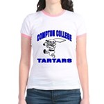 Compton College Jr. Ringer T-Shirt