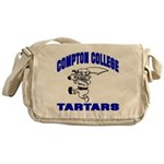 Compton College Messenger Bag