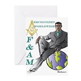 F&AM 1st Edition Greeting Cards (Pk of 10)