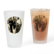Two for the Road Drinking Glass