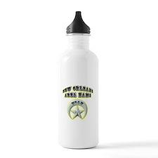 New Orleans Area Hams Water Bottle