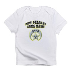 New Orleans Area Hams Infant T-Shirt