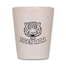 Tiger Mom Shot Glass