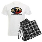 TJ THANG Men's Light Pajamas