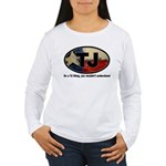 TJ THANG Women's Long Sleeve T-Shirt